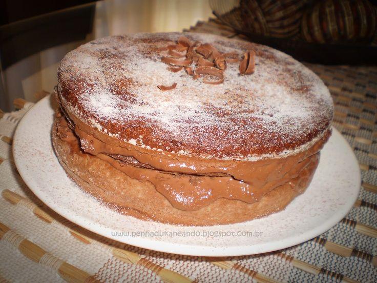 Emagrecer? Eu consegui!: Naked Cake by Penha