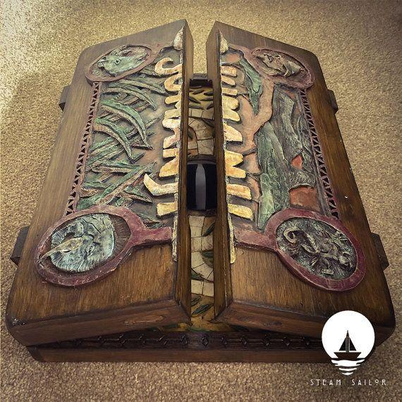 Que tal ter um jogo de tabuleiro idêntico ao visto em Jumanji? Ele existe! - Slideshow - AdoroCinema