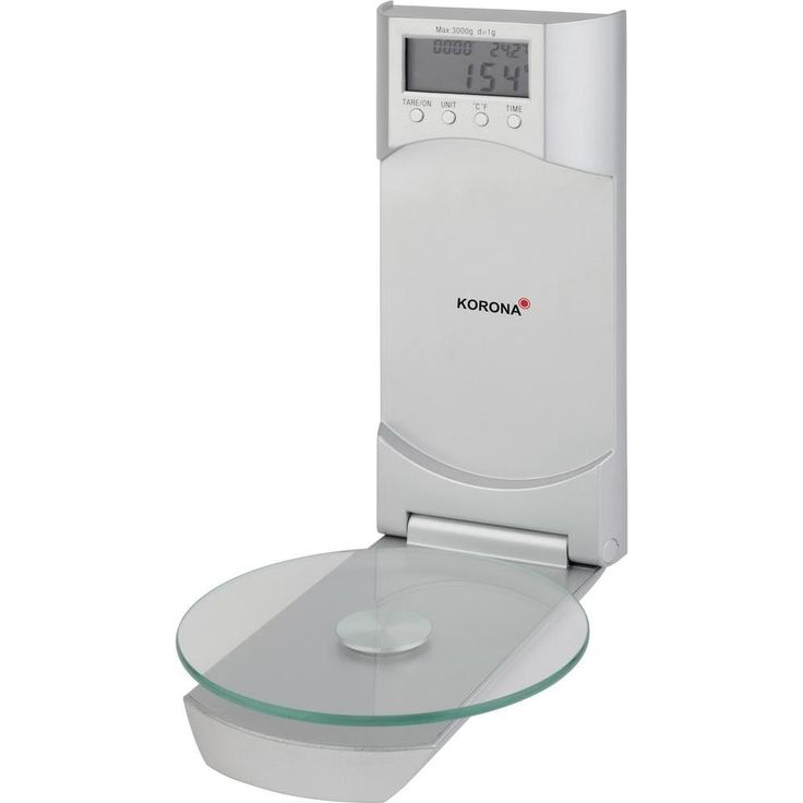 Wall Mounted Food Scales