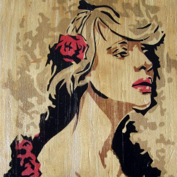 14 best Graffiti Stencil Art images on Pinterest | Graffiti artwork ...