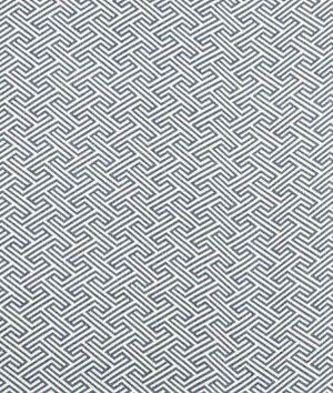 Robert Allen Endless Maze Iris Fabric