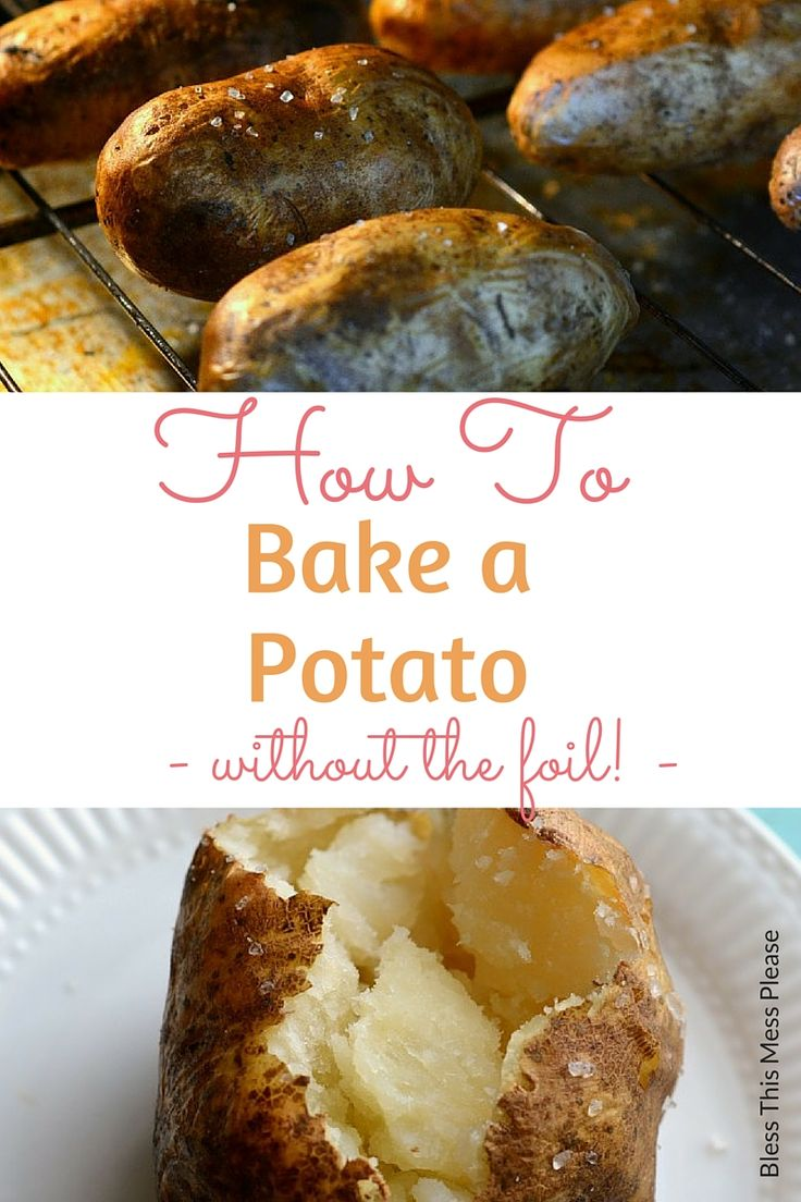 The Secret to the Perfect Baked Potato