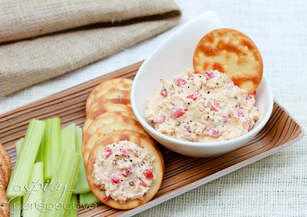 Never underestimate the power of a good pimento cheese recipe. Bold and creamy pimento cheese spread is a right-of-passage here in the south. A feather in