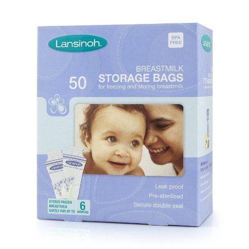 Lansinoh Breastmilk Storage Bags (50 Pieces) Lansinoh http://www.amazon.co.uk/dp/B0037XQT7A/ref=cm_sw_r_pi_dp_5wCFwb0WQRR2T