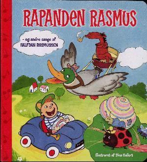 Halfdan Rasmussen (f. 1915): Rapanden Rasmus og andre sange