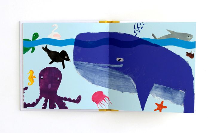 Etana Editions – Kuvakirjat pienille lapsille