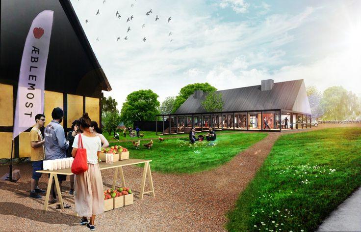 Velkommen til Gaarden - Bornholms Madkulturhus. Her kan du gå på opdagelse i den bornholmske madkultur. Et kulinarisk mødested for øens beboere og gæster
