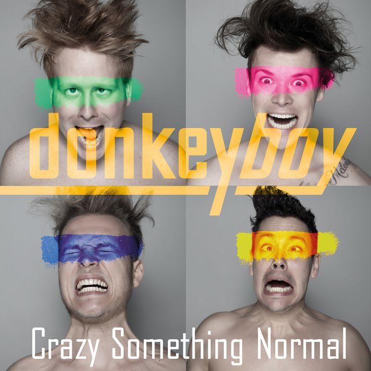 Anmeldelse: Donkeyboy – Crazy Something Normal