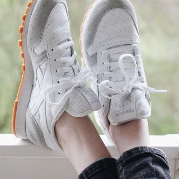 Shop Reebok Classic Gum Sole Sneaker at Urban Outfitters today. We carry all the latest styles, colors and brands for you to choose from right here.
