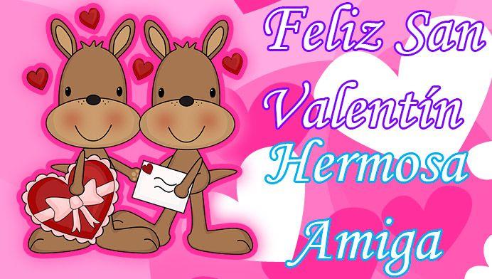 14 de Febrero Día del Amor y la Amistad