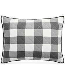 Buffalo Check Reversible 3 Pc Oversized Full Queen Quilt
