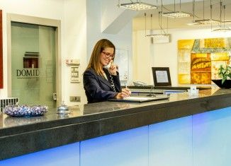 A Vittoria Raggi la divisione Sales & Marketing dell'Hotel Domidea