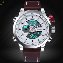 Montre Homme Reloj Impermeable Del Deporte LED Digital Relojes Hombres Analógico…