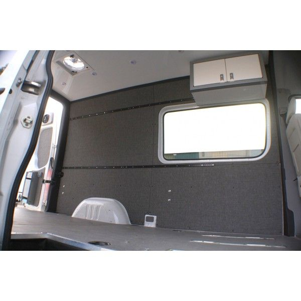 07 Sprinter Van Interior Wall Liner Kit 144 Quot Wb Wall