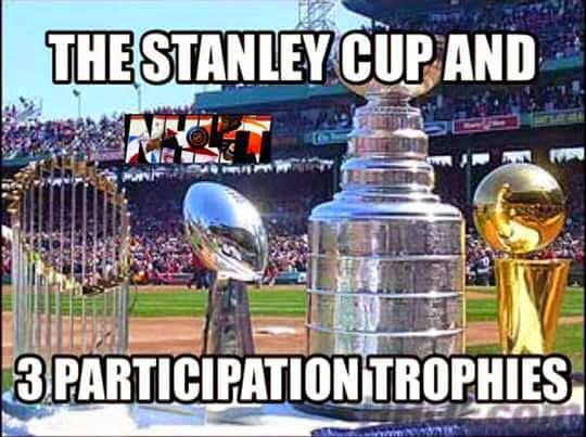 Stick Happens!: Stanley Cup Playoffs Round of Favorite Hockey Memes