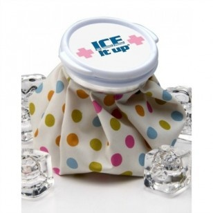 Vintage Ice Bag - Polka Dots Gone Wild $24.95 NZD