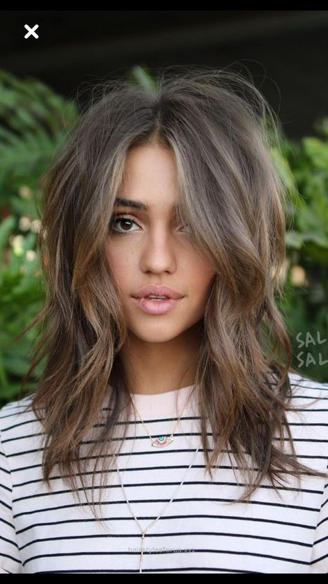 Splendid Such a gorgeous haircut! Long hair, wavy hairstyle. Lob with texture and layers The post Such a gorgeous haircut! Long hair, wavy hairstyle. Lob with texture and layers… appeared fir ..