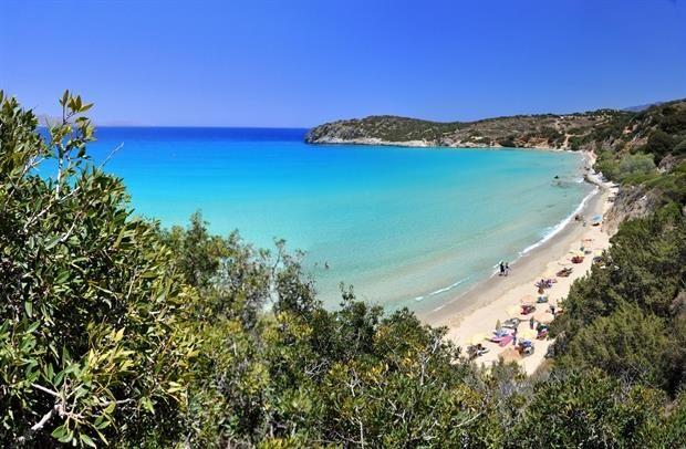 Η εξωτική παραλία της Κρήτης που μοιάζει με την Καραϊβική! (Photos)