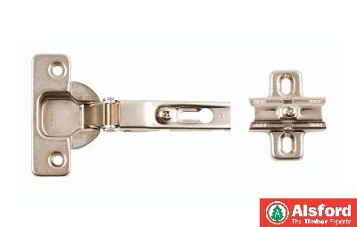 Sprung Hinges - Sprung hinges can be used instead of standard hinges and a door close, where you want a sprung closing action on your door. Sprung hinges are often used on kitchen doors or wet areas in restaurants and pubs where a definite close on the door is required. Sprung hinges are more aesthetically pleasing to the eye and less obtrusive on the door.