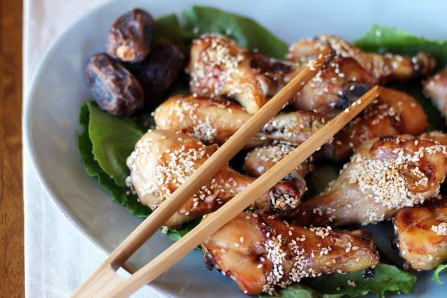 The 513 best rosh hashanah images on pinterest dinner table chicken with date syrup for rosh hashanah fandeluxe Images