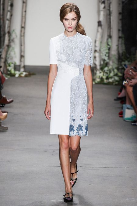 #NYFW - Runway: #HONOR Spring 2014 Ready-to-Wear Collection