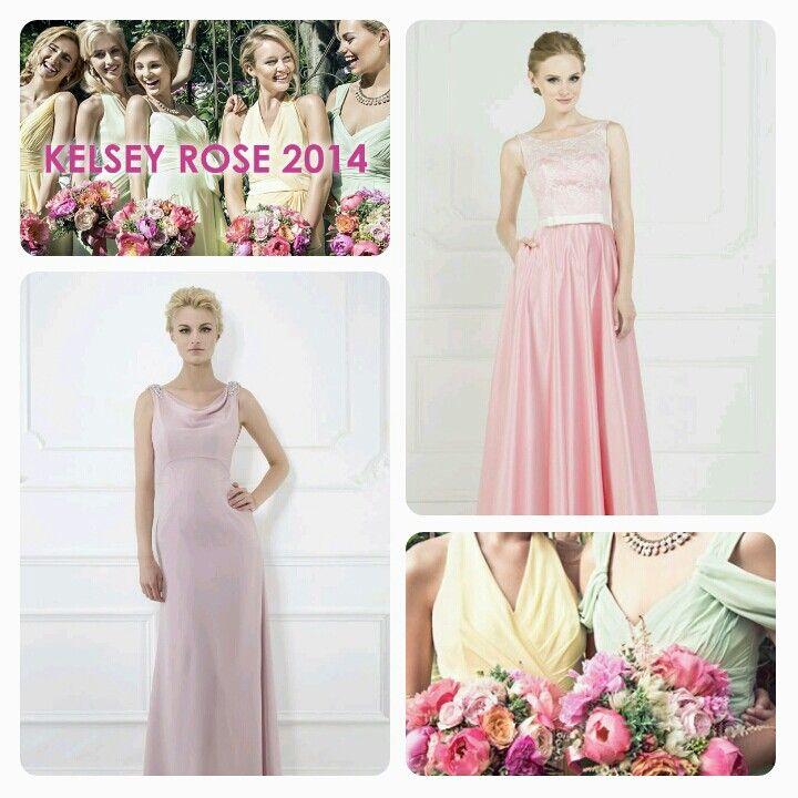 Vi får inn mange fine kjoler fra Kelsey Rose i løpet av de første månedene av 2014. Brudehuset - Sjuls Design