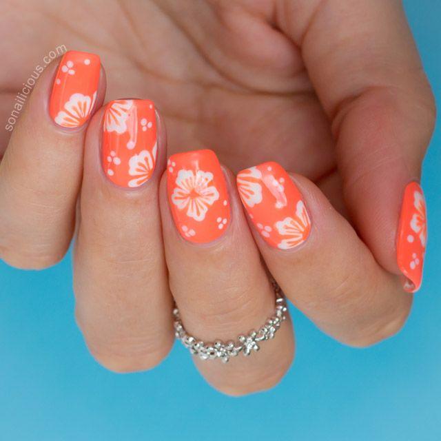 Toe Nail Art Tutorials: Best 25+ Hawaiian Nail Art Ideas On Pinterest