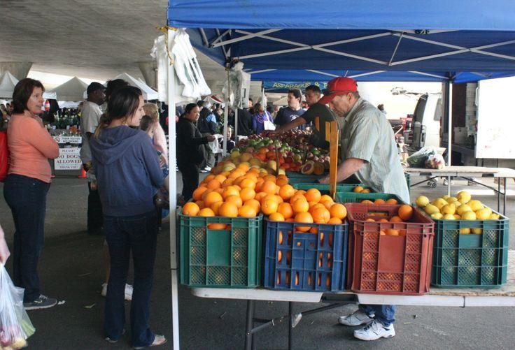 Farmers Market in Sacramento