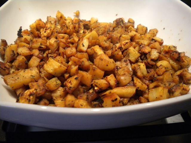 Padellata di sedano rapa – Vegan blog – Ricette Vegan – Vegane – Cruelty Free