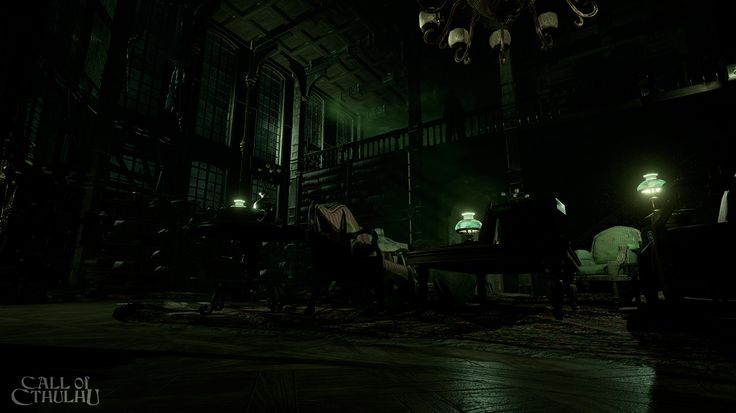 Call of Cthulhu is an investigation-horror game with stealth and RPG elements based on Lovecraft's famous universe and developed by Cyanide Studio.