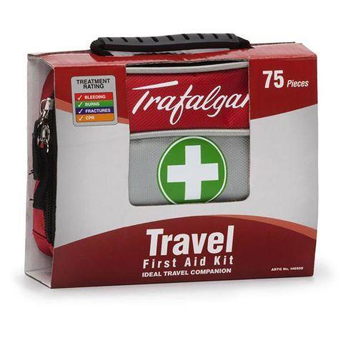 Trafalgar Travel First Aid Kit - Pack of 75