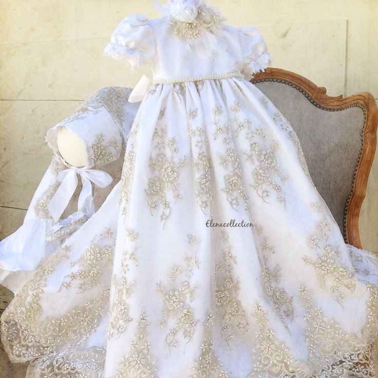 CHANEL Christening Gown