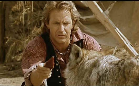 Dances with wolves - Kevin Costner - 1990