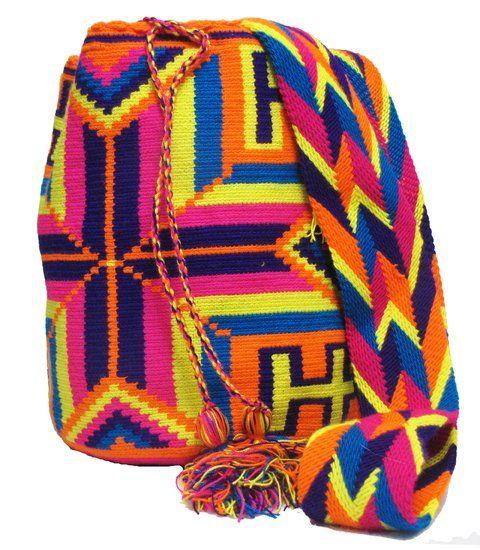 ExoticTribal Mochila Bag/Mochila wayuu Exótica Tribal - comprar online