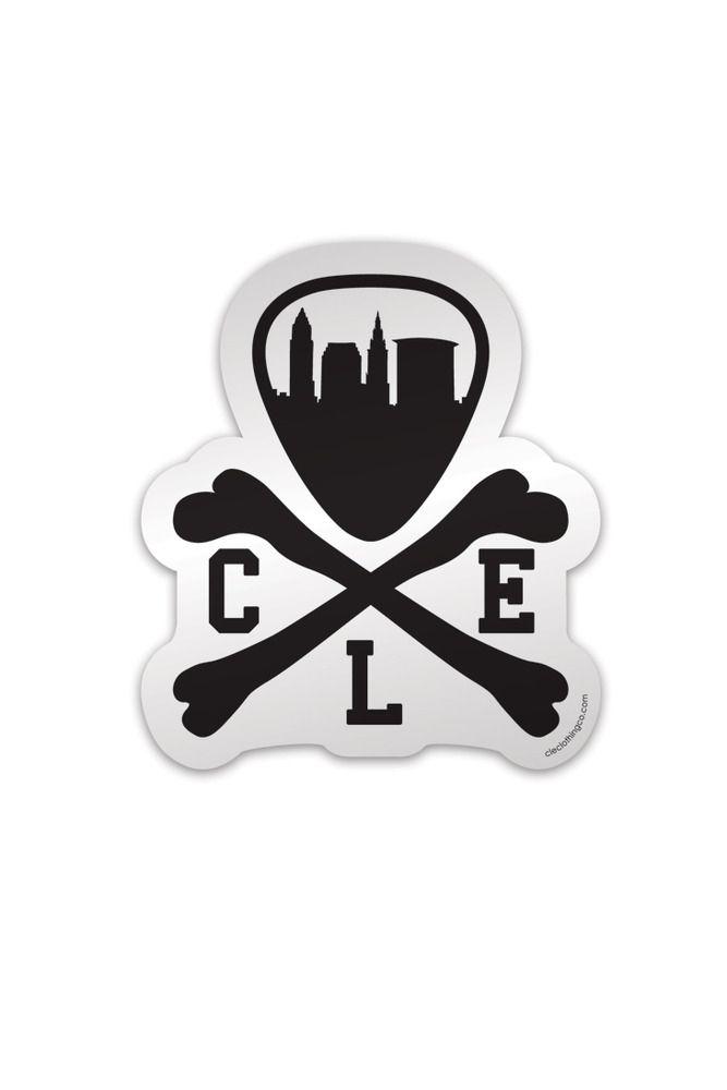 Best Cleveland OH Home Images On Pinterest Cleveland - Custom vinyl decals cleveland ohio