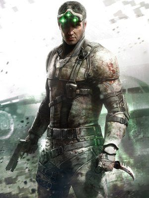 I have a special love for the Tom Clancy games as they were my first FPS games along with CounterStrike... Tom Clancy's Splinter Cell Blacklist