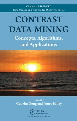 I'm selling Contrast Data Mining: Concepts, Algorithms, and Applications - $35.00 #onselz