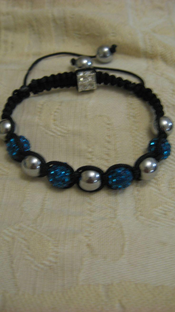 Luxury teal and hematite bracelet, jewellery,gift,Christmas present,bridesmaid gift,thankyou,steampunk by LovenLightFabrics on Etsy
