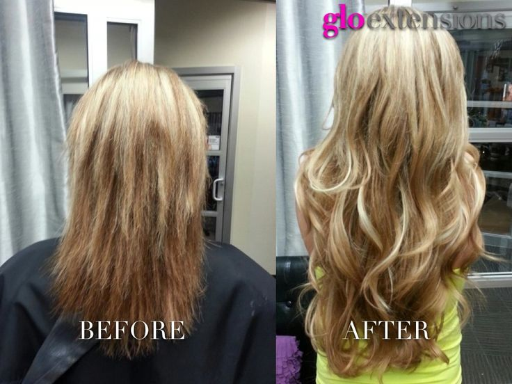 32 Best Hair Extensions Before Afters Images On Pinterest Hair