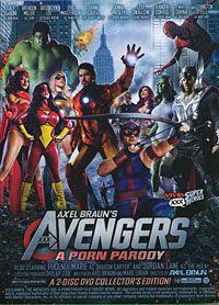 AVN - The Avengers XXX: A Porn Parody