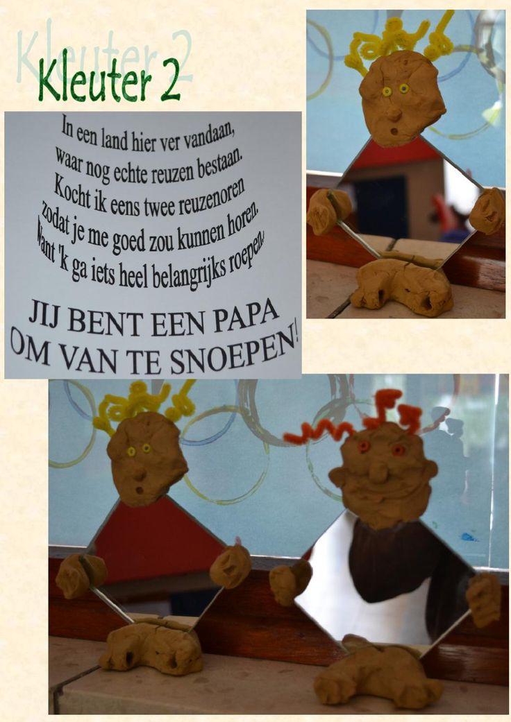 ISSUU - Vaderdag kleuter by Jan Vanwynsberghe
