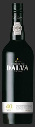 Dalva 40 Years Old Tawny. Gamme actuelle.