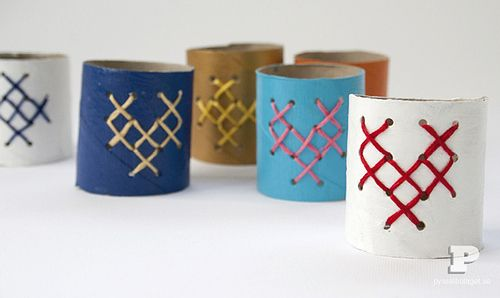 Noël toi-même ! J-27: fabriquer des ronds de serviettes - Webzine Café Du Web
