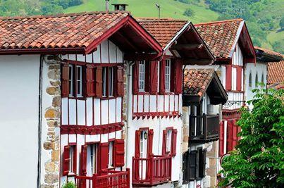 Sare  Basque country, Aquitaine FRANCE pais vasco, francia