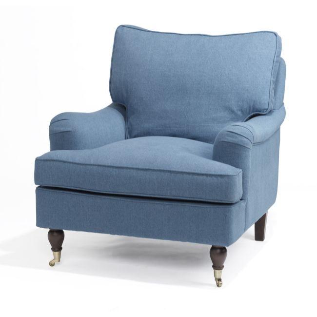 Howard Fåtölj - Jeanstyg - TheHome - Möbler på nätet #soffor #howard