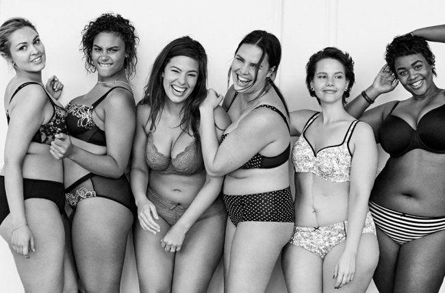 """""""Nous ne sommes pas des anges"""" : la campagne qui défie Victoria's Secret et ses """"anges"""" filiformes !"""