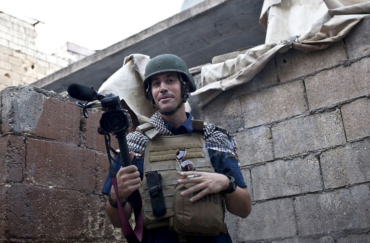 Islamic State claims execution of journalist James Foley