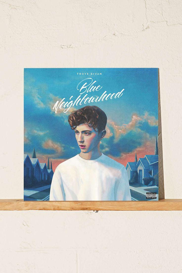 Troye Sivan Blue Neighborhood on #vinyl