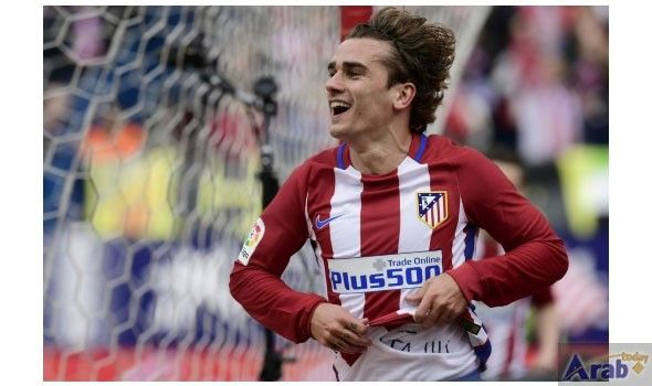 Torres watches as Griezmann lifts Atletico to…