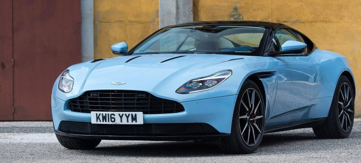 Guess How Much An Aston Martin DB11 Costs In India